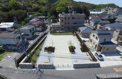 深堀地区景観形成重点地区広場測量設計