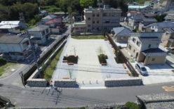 深堀地区景観形成重点地区広場測量設計業務委託