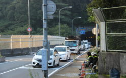 浦上ダム建設工事(交通量調査業務委託)