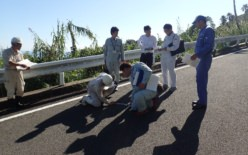 長崎県亜熱帯植物園地すべり対策工事(観測業務委託)