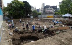 魚の町遺跡(公会堂前公園)埋蔵文化財発掘調査支援業務委託