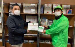 コロナウイルス感染予防のため社内の除菌・殺菌・抗菌を実施しました